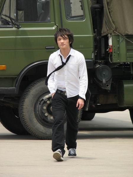 2007湖南卫视 快乐男声 南京赛区的十强名单高清图片