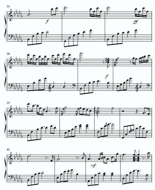 tears 钢琴谱-寒山僧踪-搜狐博客