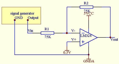 使用lm324设计宽带带通滤波电路及设计中的注意事项