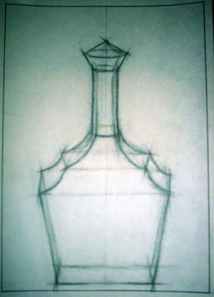 包装容器造型设计图纸分享展示