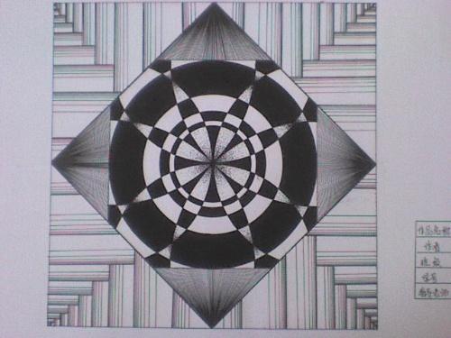 平面构成特异图片作业_平面构成特异图片作业设计图片