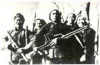这次受到处分后,心怀不满,1942年2月,大呆决意到孟耳庄鬼子司令部投敌图片