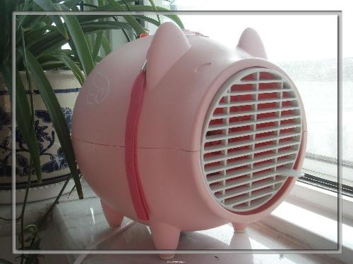 买格力空调送小猪电风扇