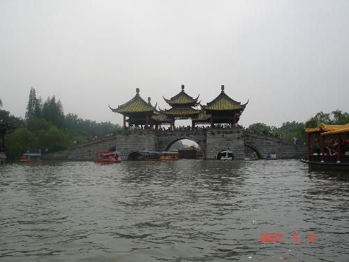 南京之行---5.4---金山寺---瘦西湖