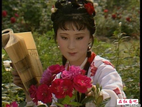 87版电视剧 红楼梦>的林黛玉造型及服饰艺术品鉴——