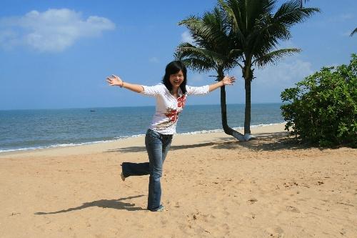 海南岛,传说中的阳光岛,健康岛,情人岛