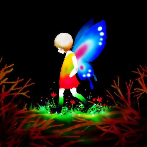 抖音怎么拍蝴蝶飞出脸部的视频