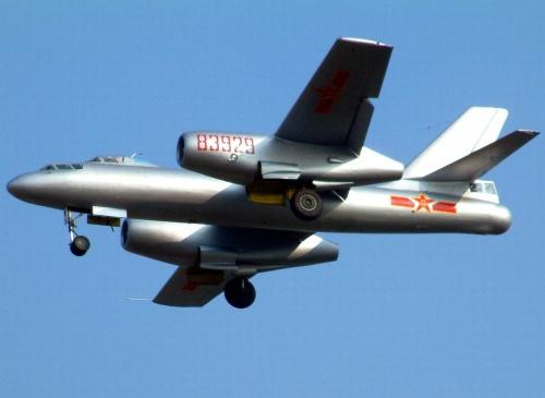 中国制造的作战飞机