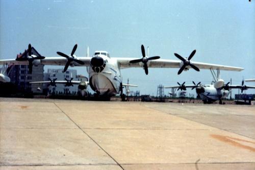 中国制造的作战飞机(歼教1,歼5,轰5,水轰5)