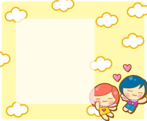 90张多款日志可爱信纸-﹏天使の素材杂货铺⺌-搜狐